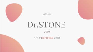 アニメ公式動画|dr.stone(ドクターストーン)を無料で全話視聴する方法!配信サイトやあらすじ情報まとめも